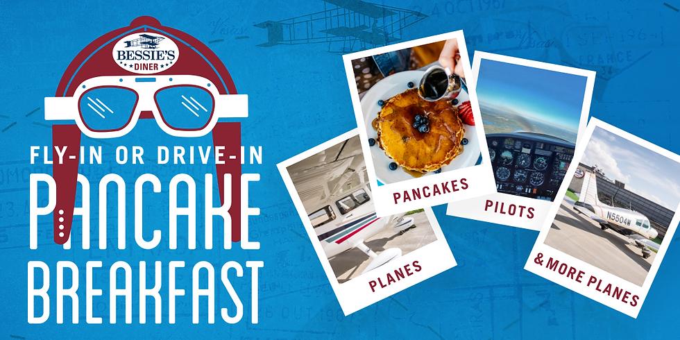Fly-In or Drive-In Pancake Breakfast
