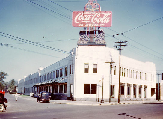 Coca-Cola Bottling Plant Indianapolis