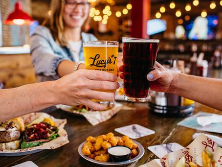 Five Burger + Beer Pairings
