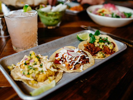 All Good Things Come in Threes: Taco Trios