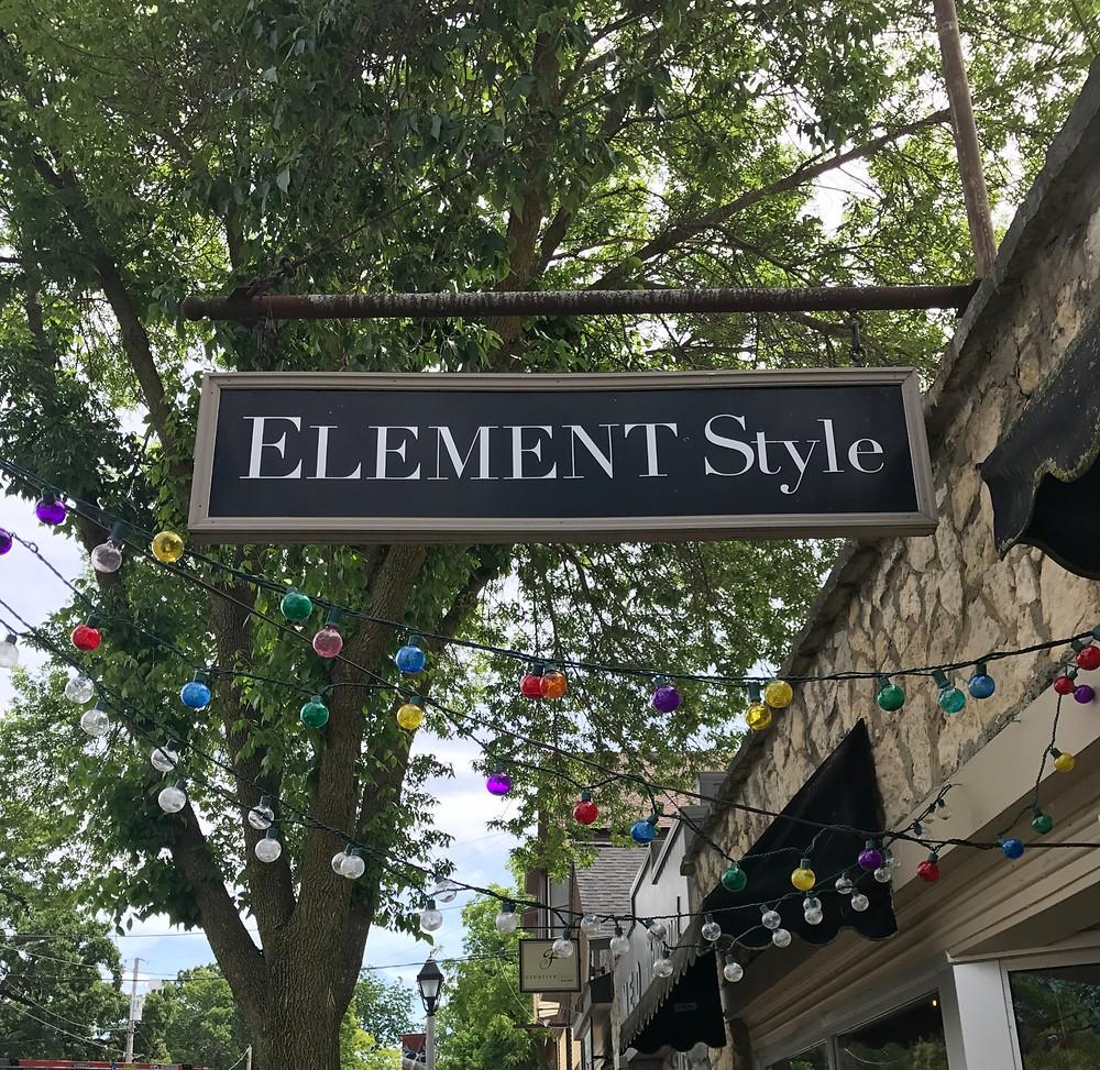 Elements Style Boutique Delafield, WI