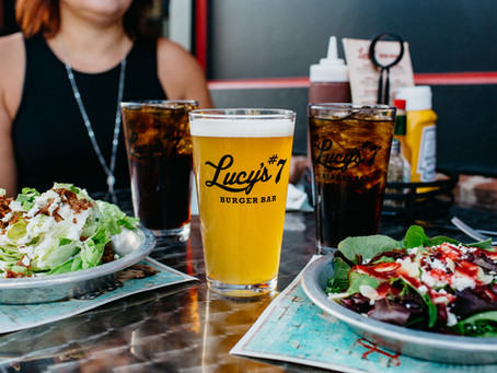 A Summer Saturday in Beloit, WI, with Lucy's #7