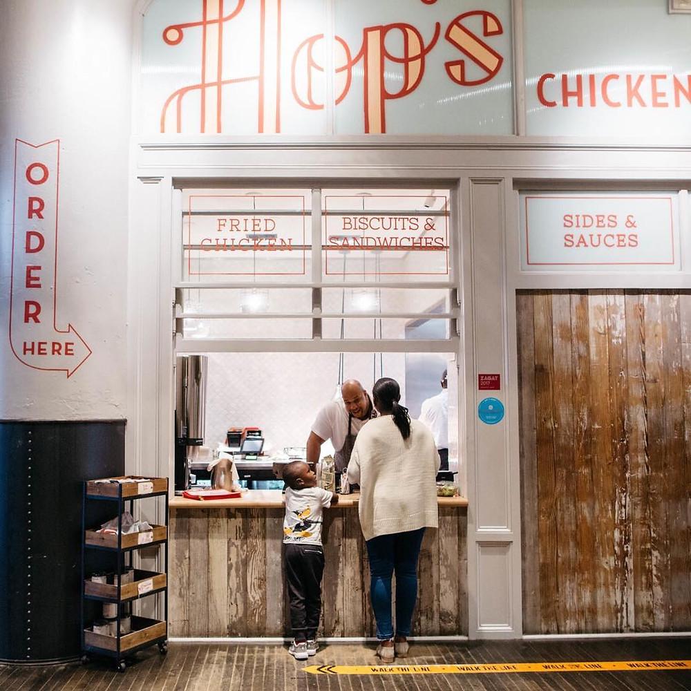 Food Hall - Ponce City Market, Atlanta