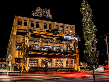 Ironworks Hotel Indy Earns Boutique Hotel of the Year Award