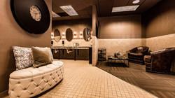 Locker Room Lounge Area