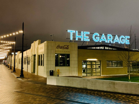 The Garage Food Hall Opens at Bottleworks District January 5