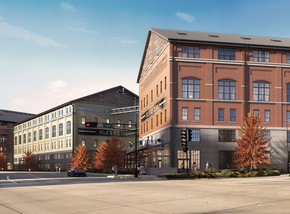 Wright and Wagner Lofts