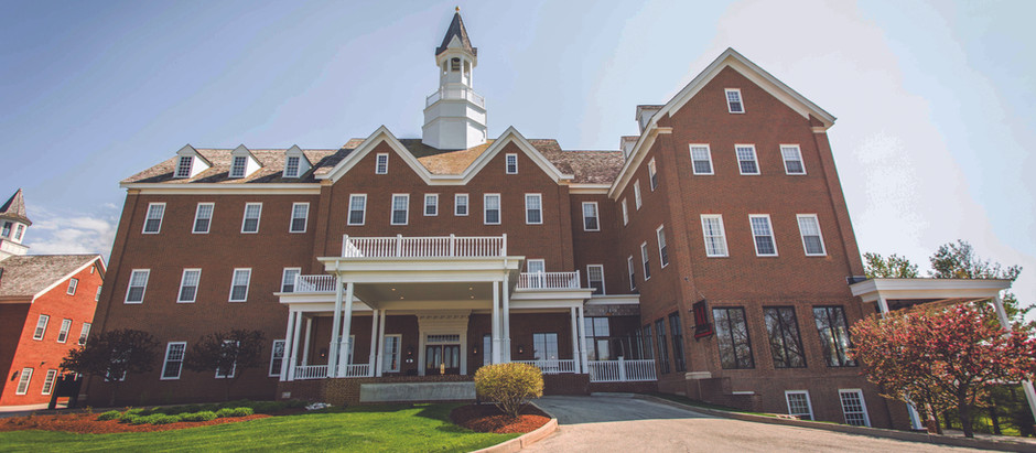 Delafield Hotel Recognized with Condé Nast Traveler's 2020 Readers' Choice Award