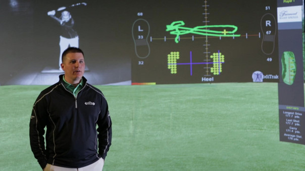 Ironworks Golf Lab - Teaching and Fittin