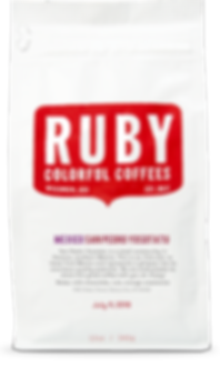 Wisconsn based Ruby Coffee Roasters