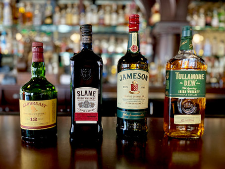 Forget Green Beer, We're Drinking Whiskey this St. Paddy's Day