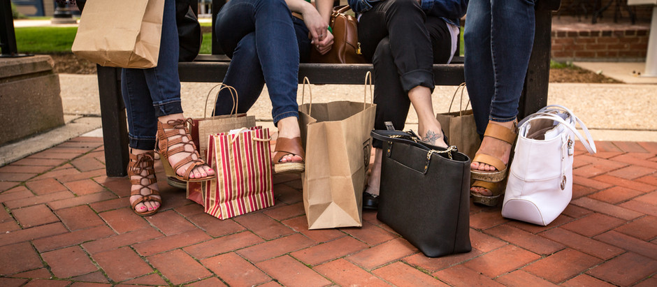 One City // Five Ways Series Chapter Two: The Shopaholic