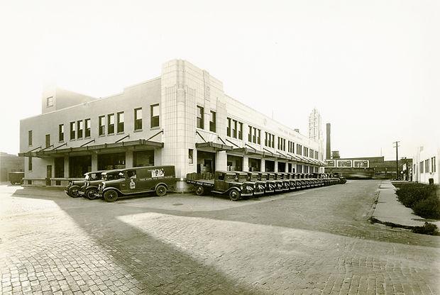Coca Cola Bottleworks District Histor
