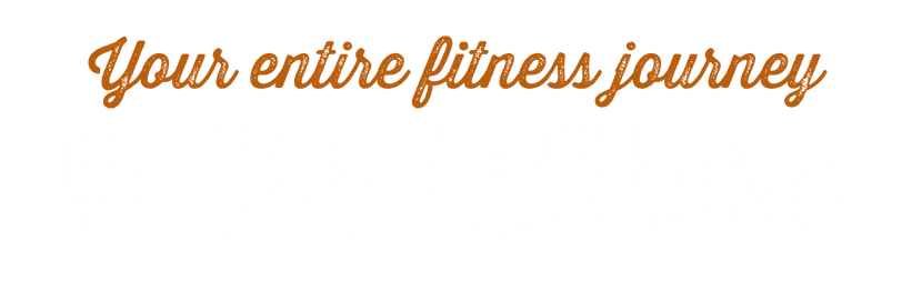 Your entire fitness journey in one building.