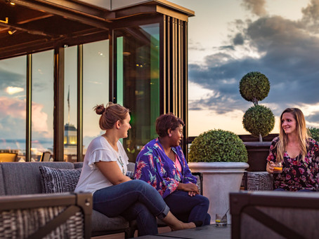 Hotel Goodwin adds Rooftop Bar Open to Guests, Public