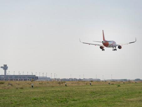 easyJet's new Hangar at Berlin