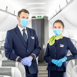 Top 6 Airlines for COVID-19 Safety