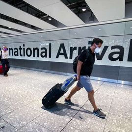Air travel patterns Likely to Change