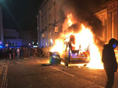 The Inevitability of Riots