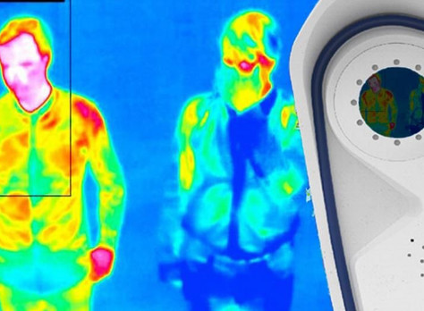 COVID detection trials at Heathrow