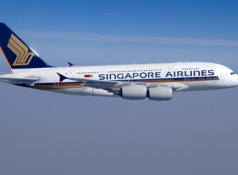 Singapore's Grounded A380 Restaurant Takes Off
