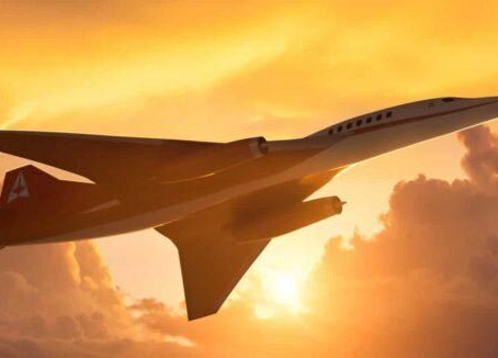 Aerion's new supersonic concept