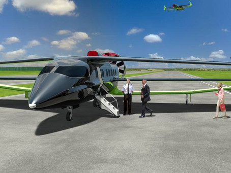 Electric Power May Transform Regional Airlines