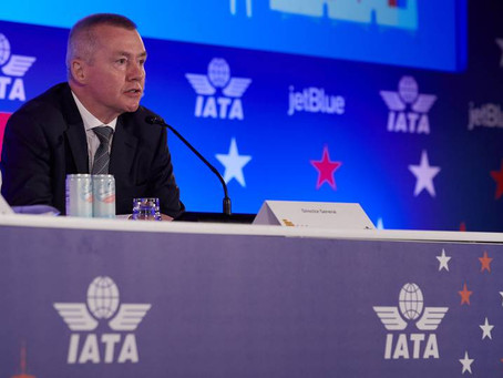IATA Sees Reduced Airline Losses for 2022