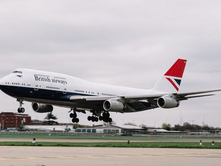 British Airways' Last 747s Set To Depart