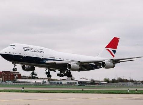 British Airways' Last 747s Set To Depart