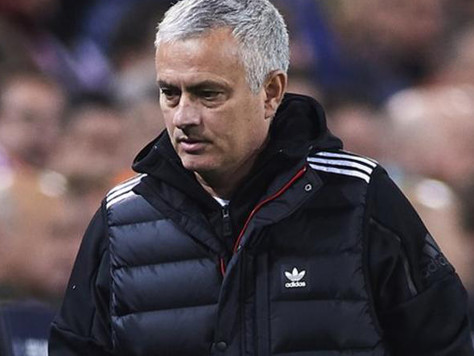 Football: Jose Mourinho appointed at Tottenham Hotspur after Mauricio Pochettino sacked