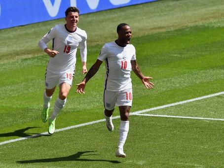 Football - England 1, Croatia 0