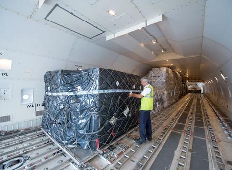 Heathrow Steps Up Cargo Operations