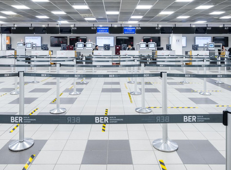 Aviation: Berlin's New Airport Gets Ready