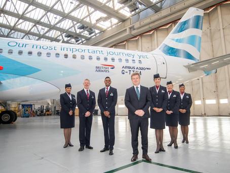 British Airways Puts Sustainability at its Heart