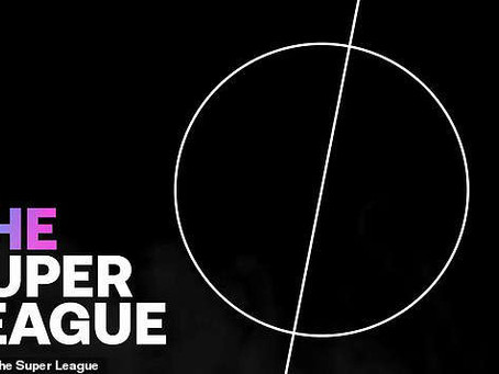 European Super League created to 'save football'