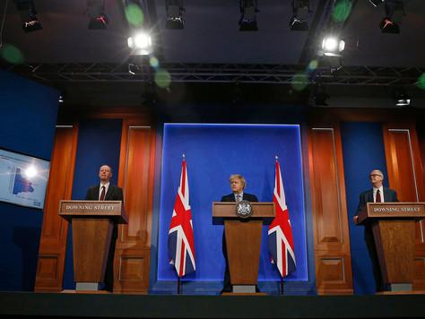 Johnson's now hopefully irreversible roadmap