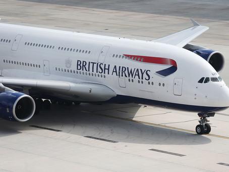 British Airways Returns A380 to Service