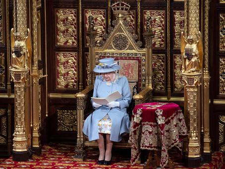 The Queen's Speech 2021 in full