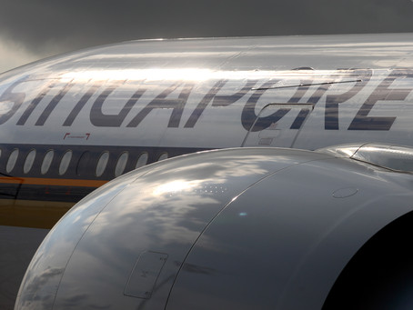 Singapore Airlines sees path to recovery