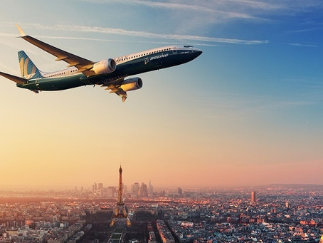 Southwest Orders 100 Boeing 737 Max Airliners