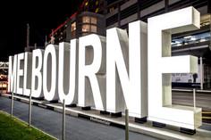 Terminal 3 transformation underway at Melbourne