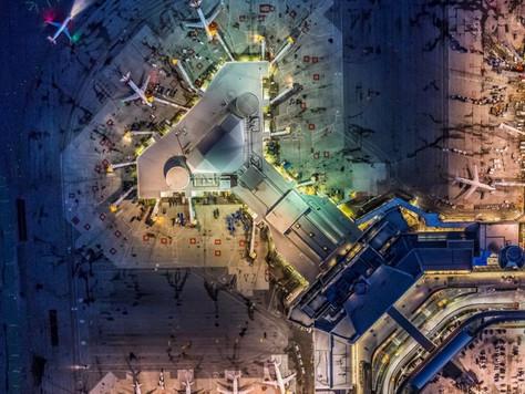 London, Amsterdam, Paris, Hong Kong and Singapore crash out of world's top 50 airports