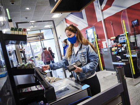 News Commentary: Banned From Shopping by the Mask Law?