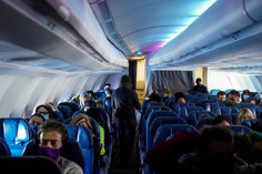What happens when airline passengers refuse to wear masks