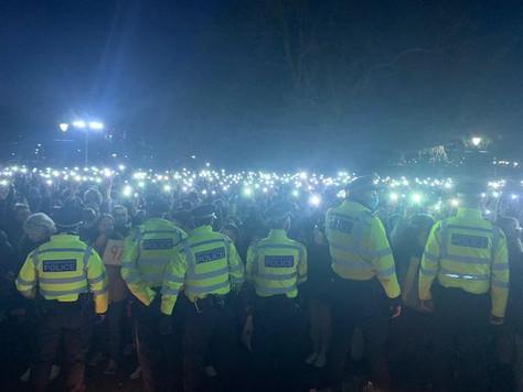PJs, Toast and Hijacked Vigils