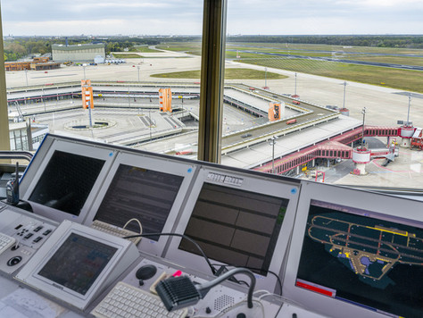 Berlin Tegel Airport's Operating Permit Expires