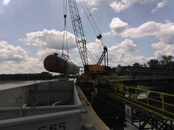 Equipment Unloading