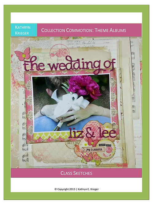 Collection Commotion: Theme Albums