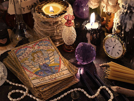 Am I Cursed? Psychic Christine Wallace here to Help